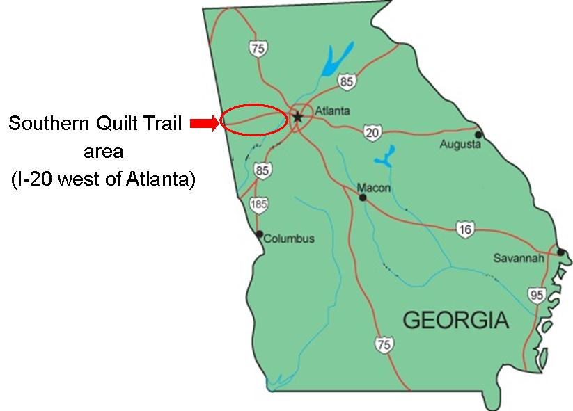 Southern Quilt Trail