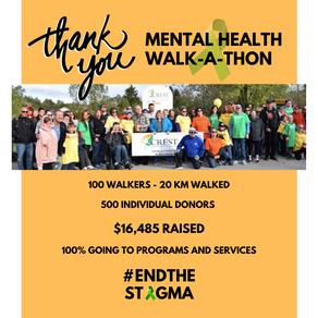 Mental Health Walk-a-Thon