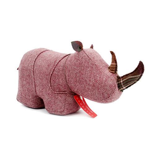 Rhino Doorstop Herringbone