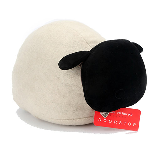 Sheep Doorstop Felt