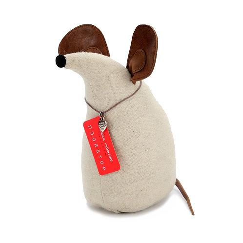 Mouse Doorstop Felt