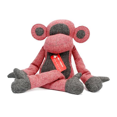 Monkey Doorstop Herringbone