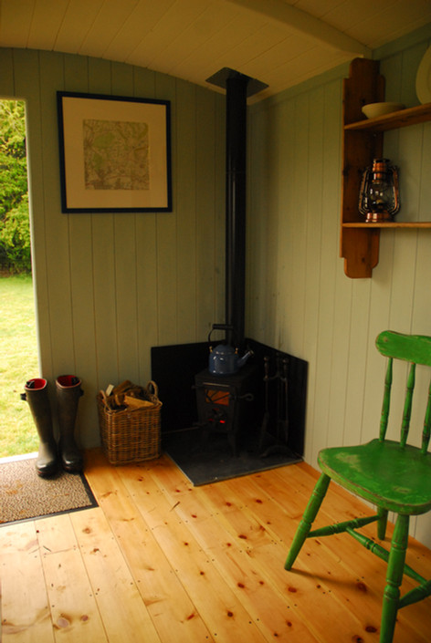 Hampshire Hut