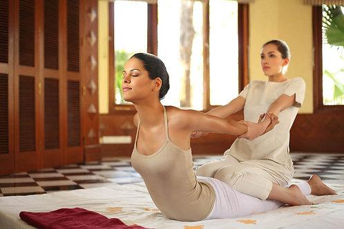Presentkort Thai Yogamassage 90 minuter