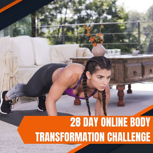 28 Day Online Challenge