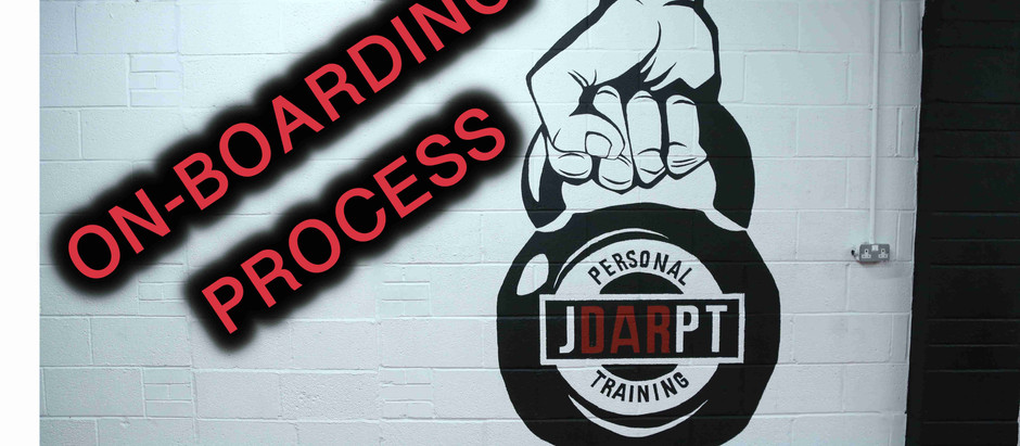 jdarpt on-boarding process