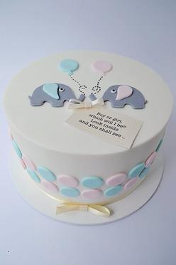 Baby Shower Cake Design 1