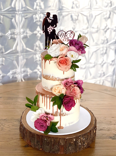 Wedding Cake Design 16
