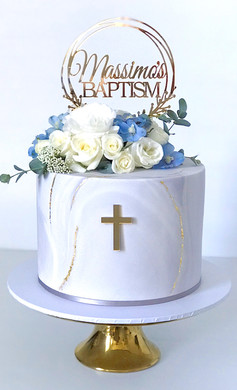 Christening Cake Design 22