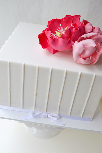 Engagement Cake Design 4