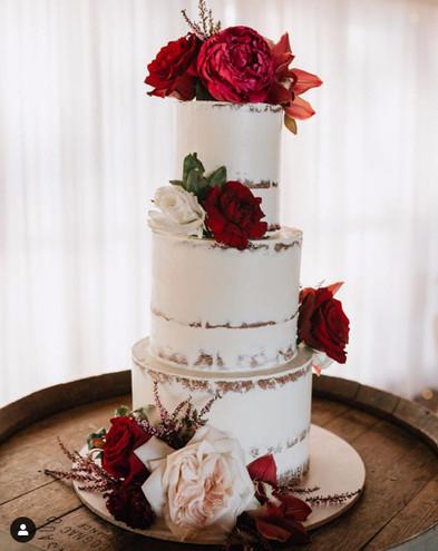 Wedding Cake Design 15