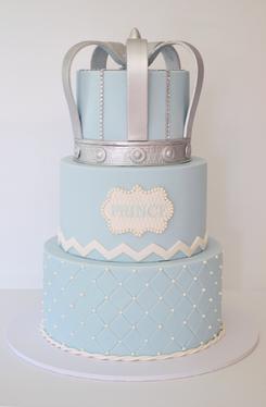 Baby Shower Cake Design 8