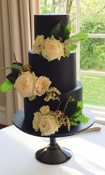 Wedding Cake Design 17