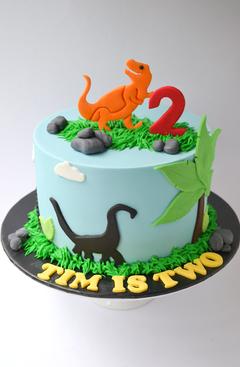Kids Birthday Cake Design 41