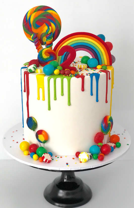 Kids Birthday Cake Design 10
