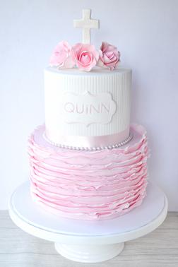 Christening Cake Design 8