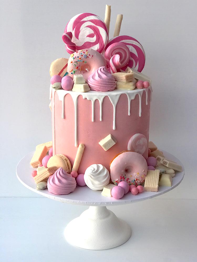 Kids Birthday Cake Design 6
