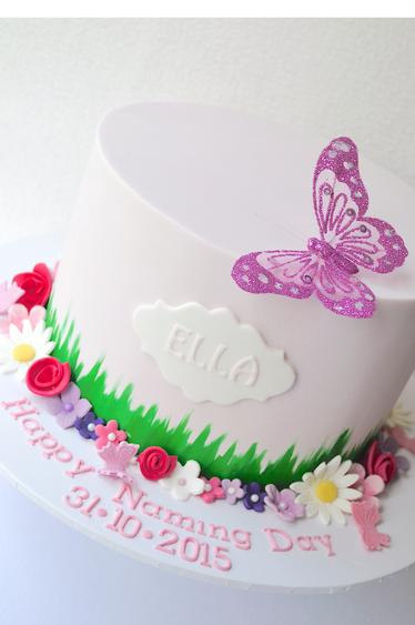 Christening Cake Design 18
