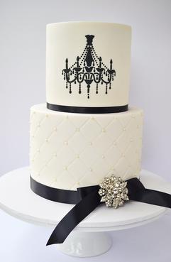 Engagement Cake Design 7