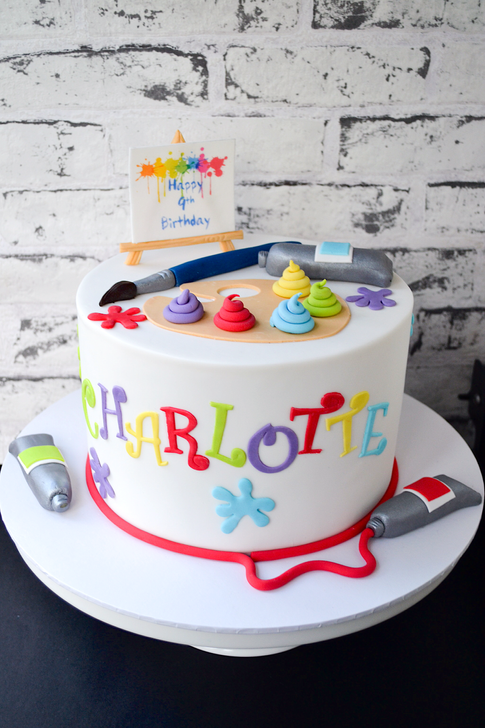 Kids Birthday Cake Design 14
