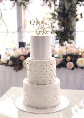 Wedding Cake Design 14