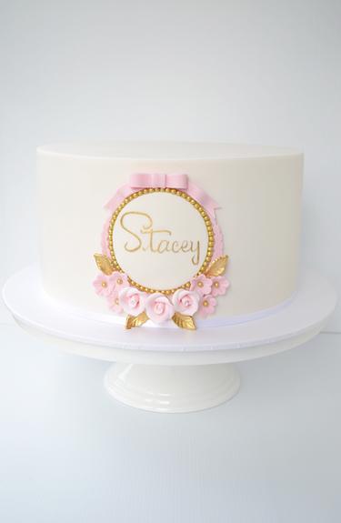 Christening Cake Design 13