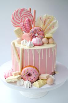 Kids Birthday Cake Design 18