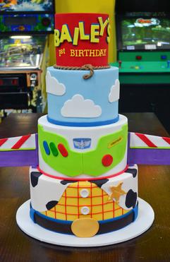 Kids Birthday Cake Design 30