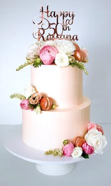 Adult Birthday Cake Design 39
