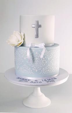 Christening Cake Design 12
