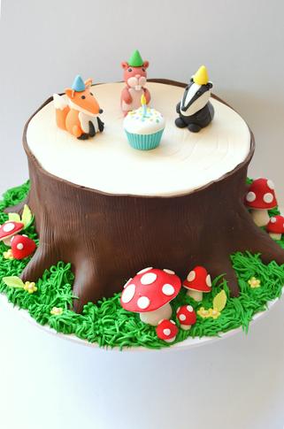 Kids Birthday Cake Design 37