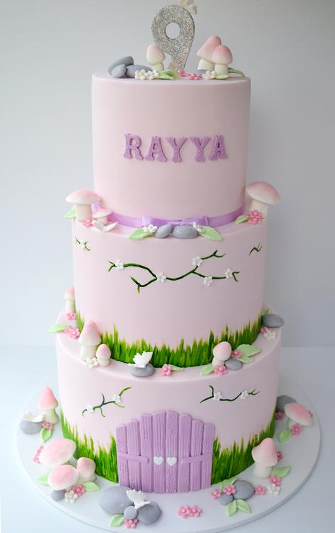 Kids Birthday Cake Design 36