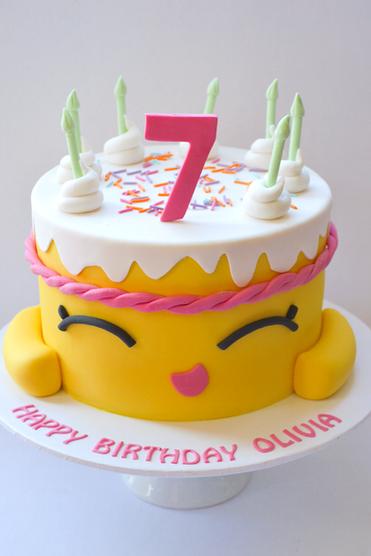 Kids Birthday Cake Design 48