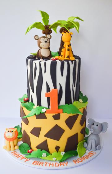 Kids Birthday Cake Design 39
