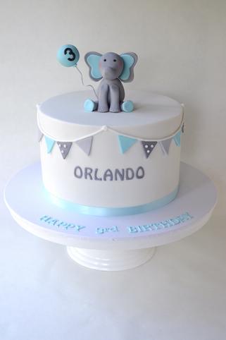 Kids Birthday Cake Design 32