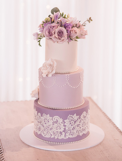 Wedding Cake Design 21