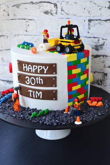 Adult Birthday Cake Design 32