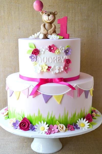 Kids Birthday Cake Design 13