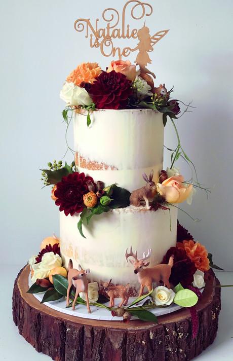 Kids Birthday Cake Design 5