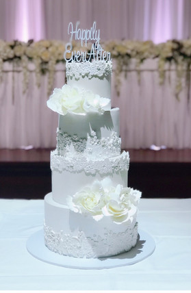 Wedding Cake Design 42