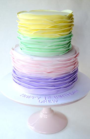 Kids Birthday Cake Design 17