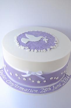 Christening Cake Design 16