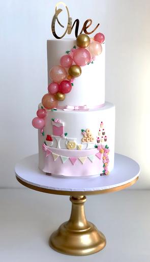 Kids Birthday Cake Design 1