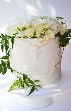 Christening Cake Design 7