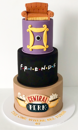 Adult Birthday Cake Design 16