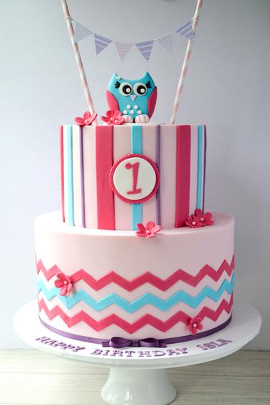 Kids Birthday Cake Design 29