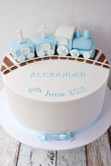Christening Cake Design 19