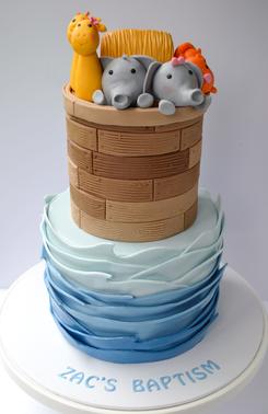 Christening Cake Design 6