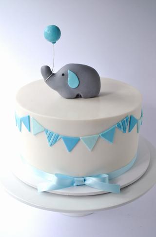 Baby Shower Cake Design 7