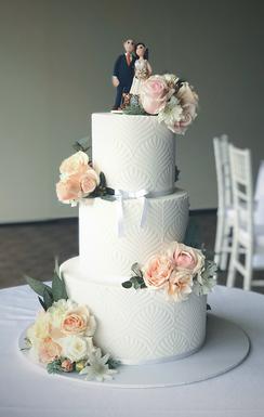 Wedding Cake Design 12